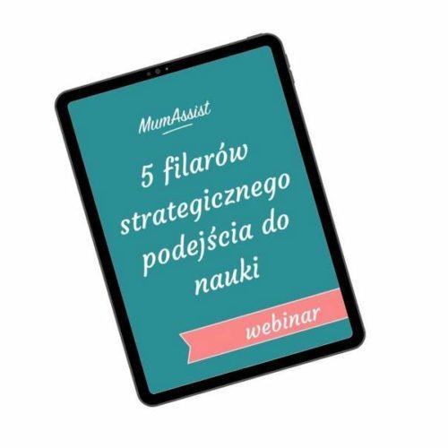 5 filarów strategicznego podejścia do nauki